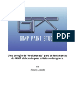 GPS_Gimp Paint Studio 1_2 Manual Portugues