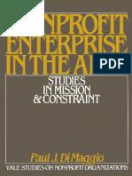 DiMaggio, P Nonprofit Enterprise in The Arts.pdf