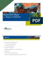 Presentacion CHyT - SD2012