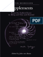 Fil cont-Heidegger - Supplements. From the Earliest Essays to Being and Time and Beyond 2002.pdf