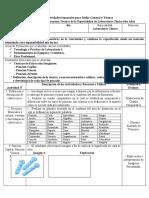 Modelo de Guia Laboratorio Clinico 4to Año prof Neitzer Polanco