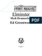 Greenwood Ed Elminster Myth Drannorban