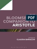 (Bloomsbury Companions) Claudia Baracchi-The Bloomsbury Companion to Aristotle-Bloomsbury Academic (2014).pdf