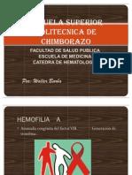 hemofilia AyB