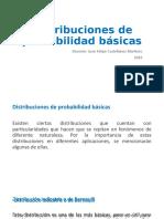 Distribuciónes de probabilidad básicas (1)