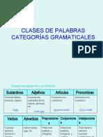 CLASES DE PALABRAS.ppt