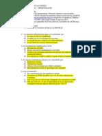 Diufral Qcm Module0 Immunologie Corrige 2014 2