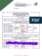 Horario Secciones Trayecto Inicial Boc 2010 II