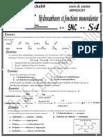 TD chimie organique smc S4