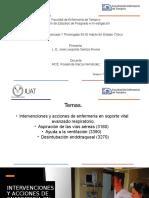 JOSE LEOPOLDO SANTOS RIVERA (INTERVENCIONES)