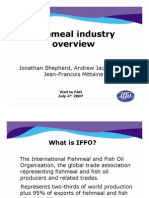 Fish Meal Industry Overview