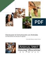 ANIMAL COMMUNICATOR librillo electronico
