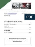OJP 11 - Obama, PAC & crise du lait, Réforme des collectivités T, Chute du mur