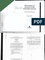 (Plastics Design Library) Ronald M. Harris - Philosophy of Science in the Twentieth Century_ an Introduction-William Andrew (2000)