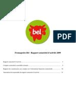 Fromageries Bel Rapport-semestriel D-Activite 48711