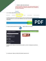 Lenguaje, Primero medio, Guía 5 INGRESO A LIBRO WEB SANTILLANA.docx