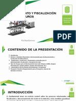 ALMACENAMIENTO Y FISCALIZACIÓN DE HIDROCARBUROS 2020