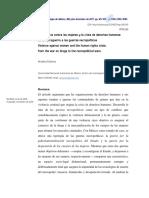 Ariadna Estévez-La violencia contra las mujeres y la crisis de derechos.pdf