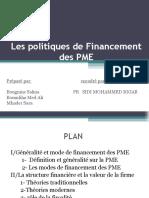 81295033-Les-Politiques-de-Fin-an-Cement-Des-PME-M-S.ppt
