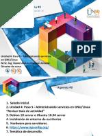 Quinta WebConferencia Curso 201494