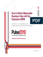 IBM_PCTY_13_April_Dan_Tabor_How_to_Deliver_Measurable_Business_Value_with_the_Enterprise_CMDB
