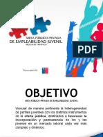 Cierre - Mesa público-privada de Empleabilidad Juvenil 2010