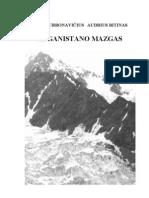 Afganistano mazgas