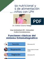 Manejo nutricional y técnicas de alimentación en niños  con LPH SUGERENCIAS.pptx