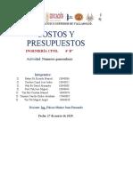TAREA 6. INSUMO DE CONCRETO.xlsx