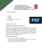 ACTIVIDADES - ENCUENTRO 2 - FILOSOFÍA DE LA EDUCACIÓN.docx