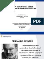 ETICA Y CONVIVENCIA__FERNANDO SAVATER__ACTIVIDAD 6