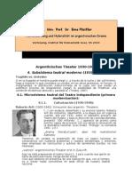 Handout 1930-60 TEATRO