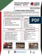 16. BOLETIN SST #16 ACTOS Y CONDICIONES INSEGURAS