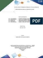 Formato de entrega - Fase 2 - Implementación de Lenguaje PLSQL V2.3