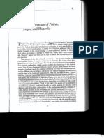 Jeffrey Walker --The Emergence Poiesis, Logos, and Rhetorike