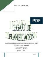 LEGAJO DE PLANIFICACION COOPERATIVA MINERA.docx