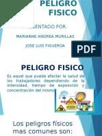 PELIGRO FISICO diapositivas Marianne