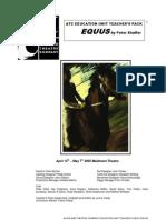 Education Teachers Pack Equus