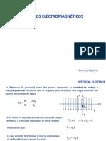 2. Potencial eléctrico Energía Potencial.pptx