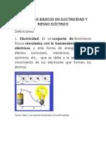 CONCEPTOS BÁSICOS EN ELECTRICIDAD Y RIESGO ELÉCTRICO.docx