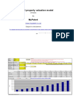 My Patent Valuation Tool 3