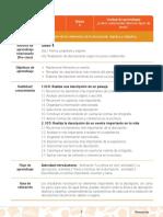 GUÍA DBA 2 Comprensión de los elementos de la descripción objetiva y subjetiva