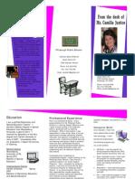 Camilla Justice Brochure[1]