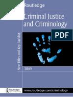Catalog - Criminology 2009