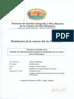 MODELACION DE LA CUENCA DEL RIO PILCOMAYO    4