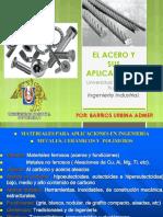 EL ACERO Y SUS APLICACIONES.pdf