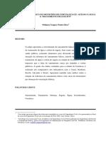 ABASTECIMENTO DE ÁGUA, COLETA E TRATAMENTO DE ESGOTO