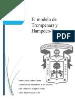 El modelo de Trompenars y Hampden- Comunicacion Tarea 2