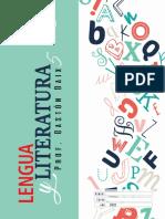 Lengua y Literatura 5 - 2020
