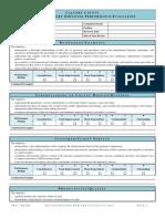 Calumet County Performance Evaluation Process (Non-Supervisory Form) (Rev 09-03-2010)